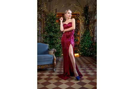 Какое платье выбрать на Новый Год 2021?