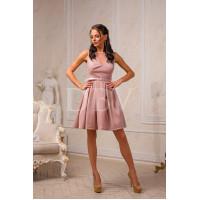 Праздничное платье с пышной юбкой